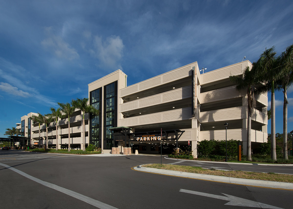 MIF Photo Gallery Of The Sawgrass Mill Parking Garage
