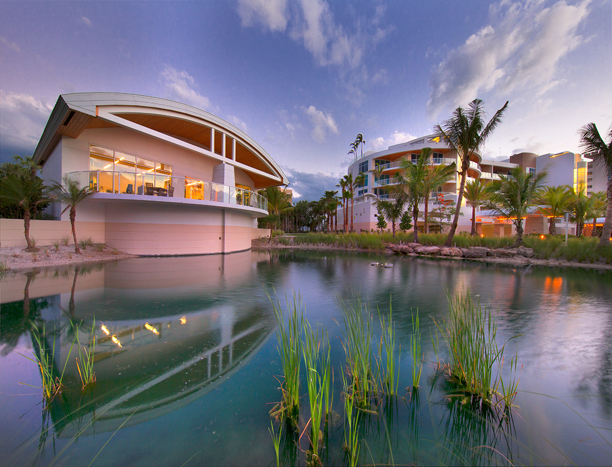 Miami In Focus Photo Gallery Of Aria Luxury Condos In