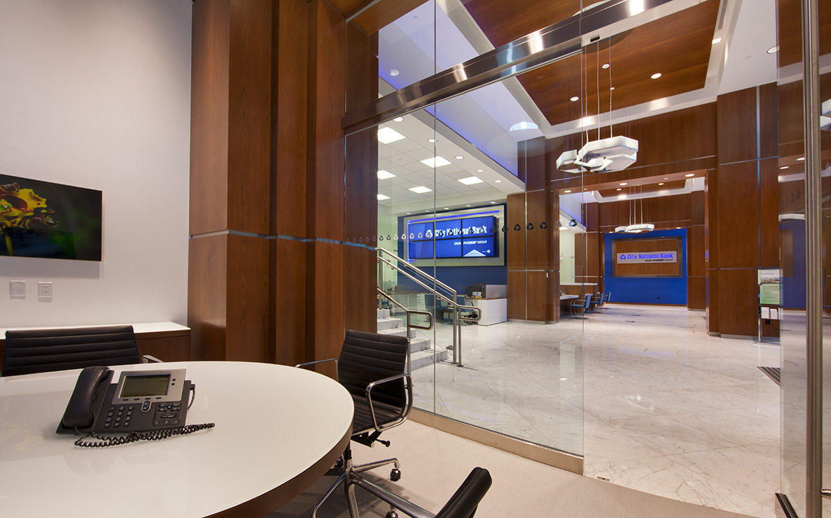 Miami In Focus Photo Gallery Of City National Bank At 1450 Brickell Avenue In Miami FL