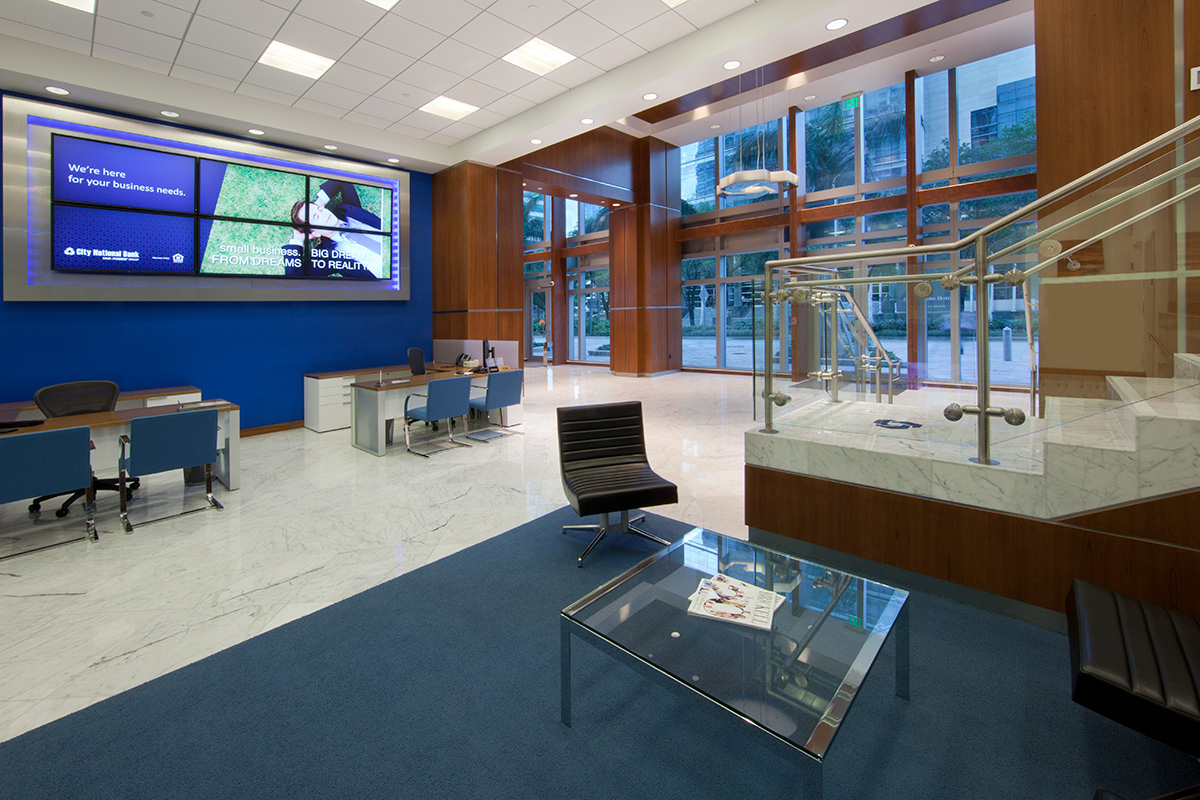 Miami In Focus Photo Gallery Of City National Bank At 1450