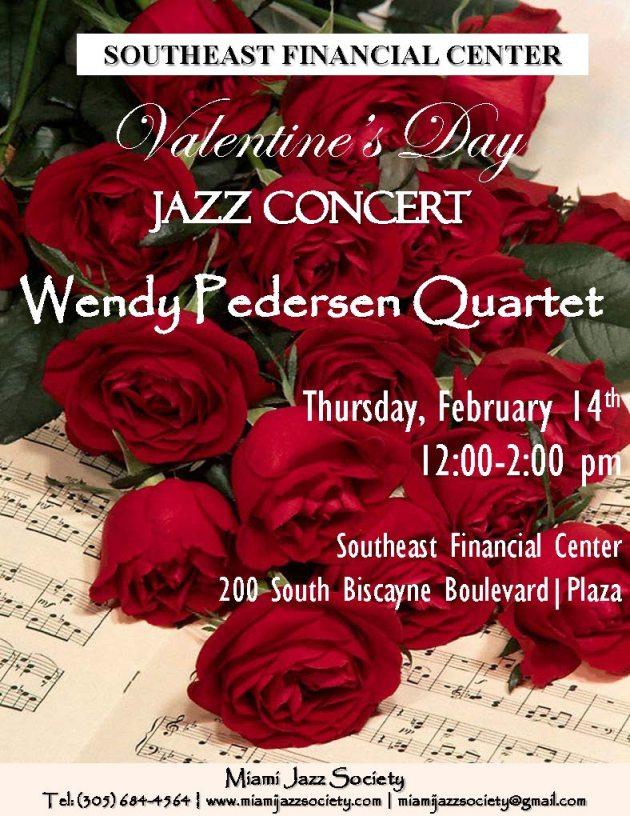 SEF Valentine's Day Jazz Concert