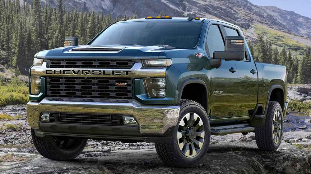 medium resolution of the 2020 chevrolet silverado 2500 hd takestowing to a new level