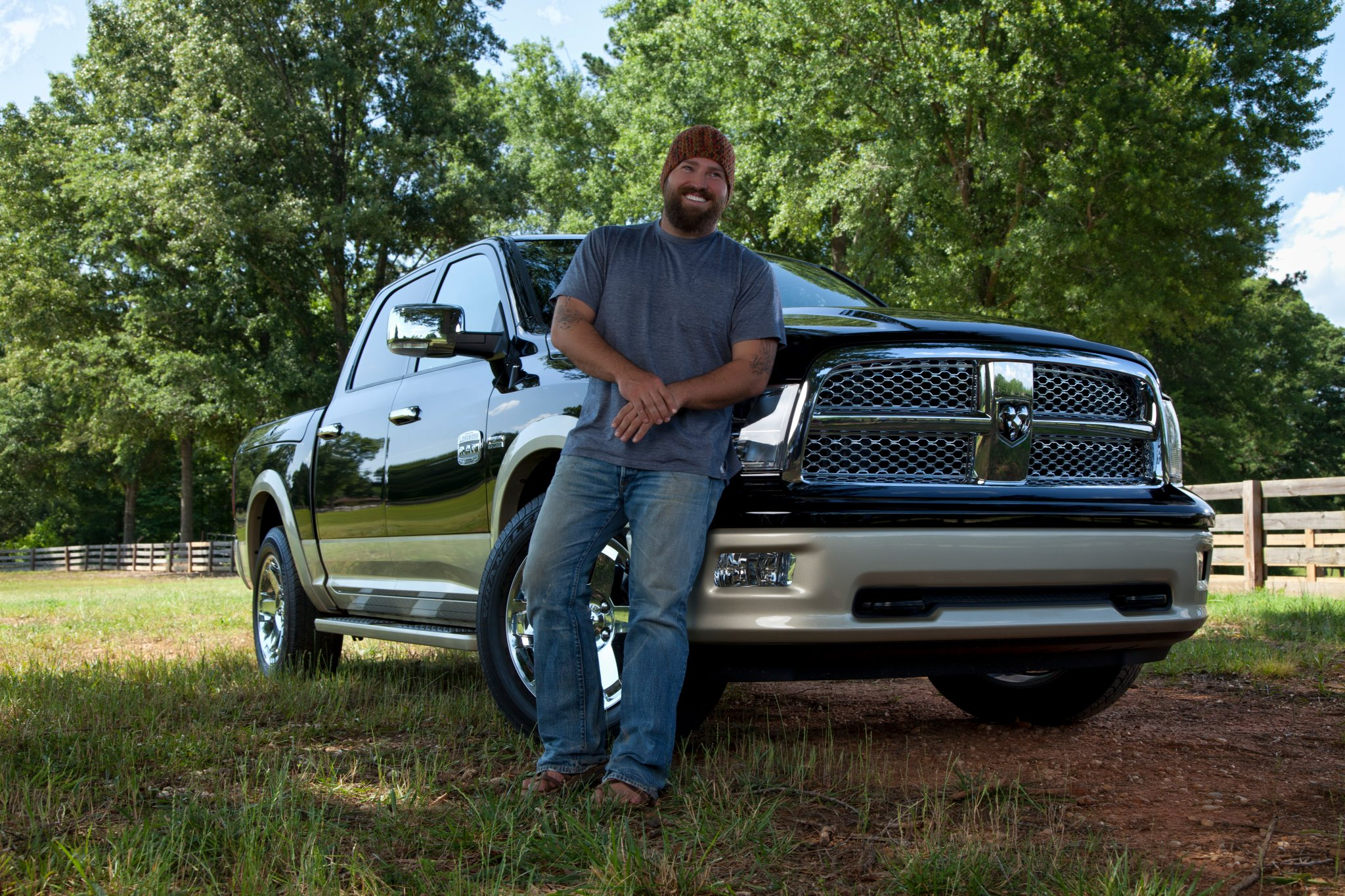 ram trucks in music