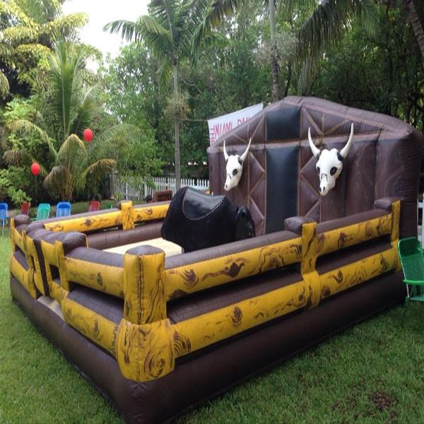 Mechanical Bull Rental in Miami