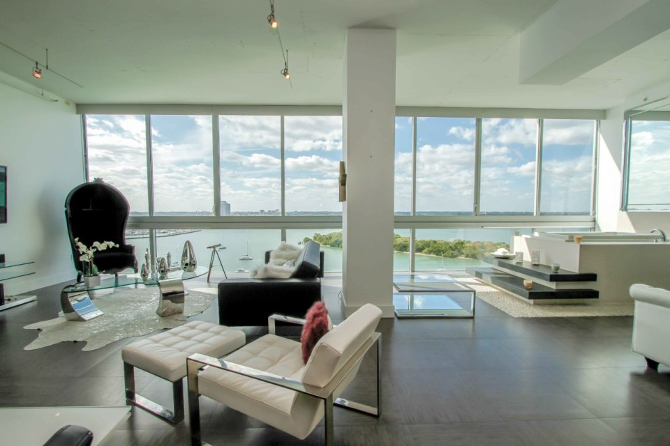 Space 01 Condo For Sale on Harbor Island in North Bay Village