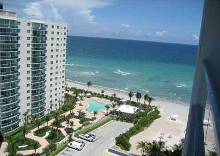 Sian Ocean Residences en Hollywood Beach Florida en Venta y Alquiler