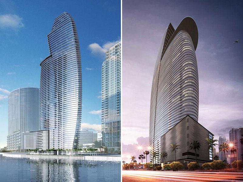 New Aston Martin Condo Residences In Miami