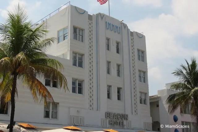 Miami Art Deco District The Beacon