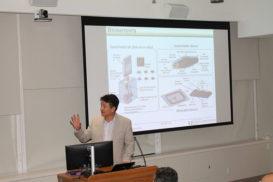 Health and Innovation: Nanotechnology for Medicine