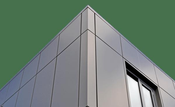 ACM Wall Frame Cladding