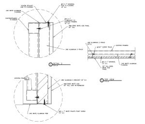ACM Fascia & Framing Engineered Drawings