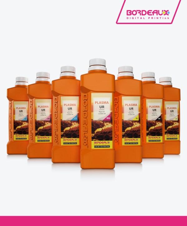 Bordeaux PLASMA VU for Vutek QS UV inks