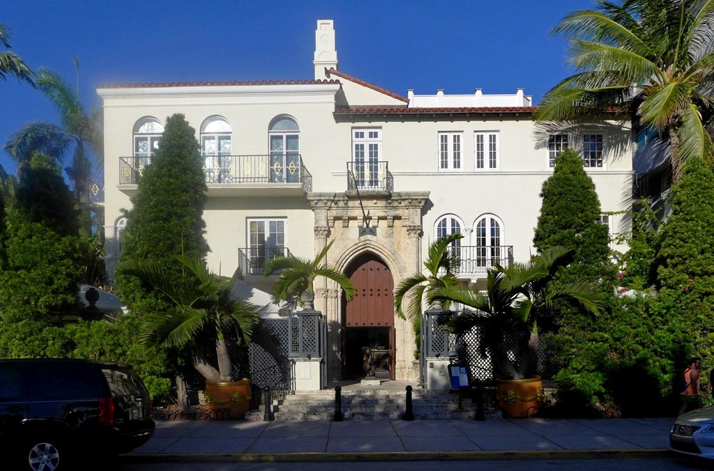 Casa Casuarina Versace Restaurant