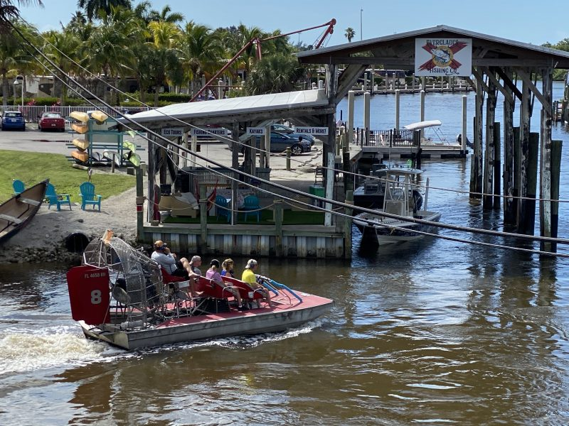 Airboat Everglades City