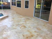 TRAVERTINE TILE FRENCH PATTERN COUNTRY CLASSIC  Miami ...