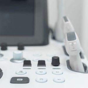 Vascular Screening check Miami - Machine