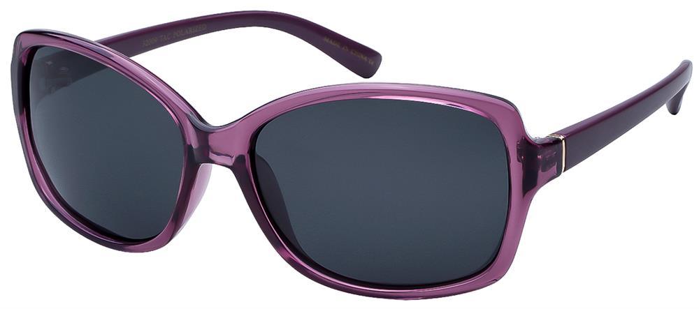 Womens Polarized Two-Tone Sunglasses - 32009