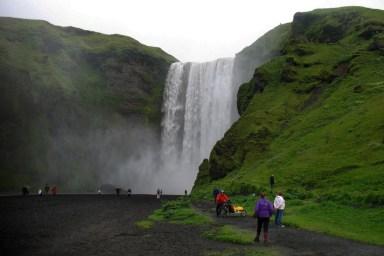2 Islanda 2011_Cascata di Skógafoss