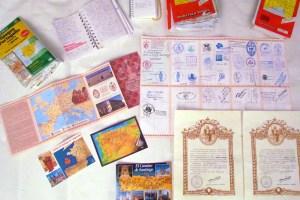 12 Spagna 2012_La carta del Pellegrino