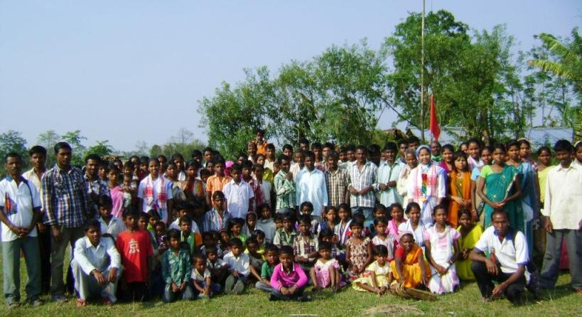 Youth Meet to Promote the Year of Faith, Rajanagar, Miao