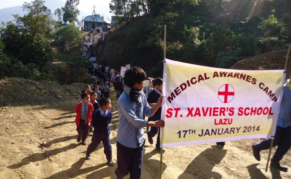 Lazu Medical Camp