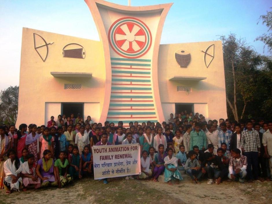Youth Convention in Rajanagar Parish