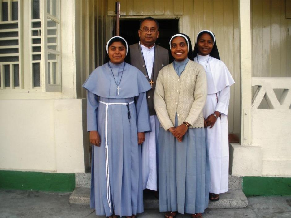 The FCC Sisters in Chowkham