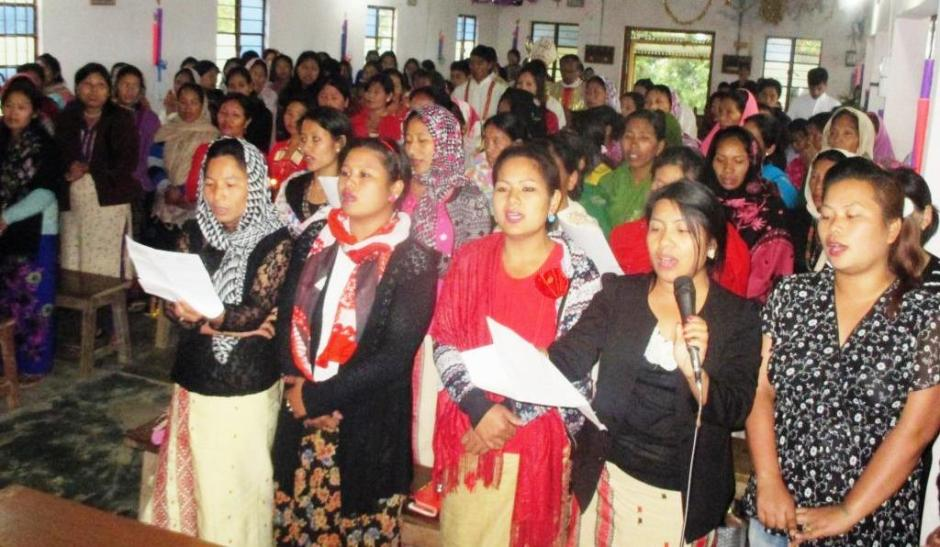 WOMEN CONVENTION AT KHONSA