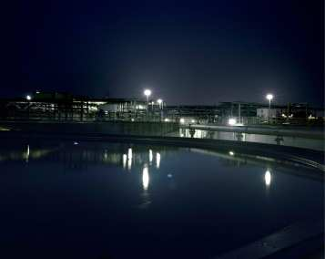 Wastewater Treatment Plant Amsterdam West
