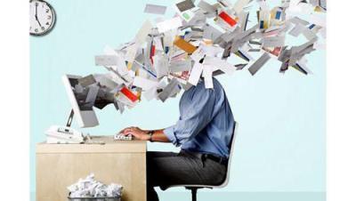 que pasaria si no usaras tu email durante una semana