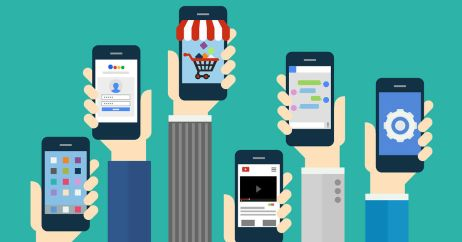aplicaciones moviles. modelo de negocio