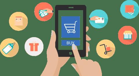 app tienda online
