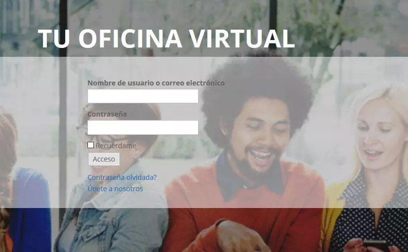 Franquicia de impacto advance for Tu oficina virtual