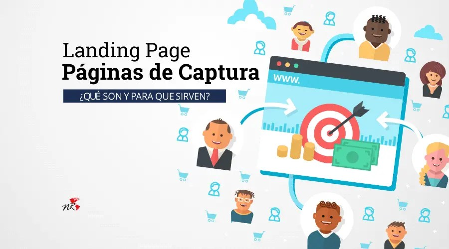Paginas de Captura LandingPages