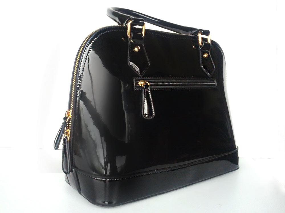 #NewIn Black Mirror Effect Bag