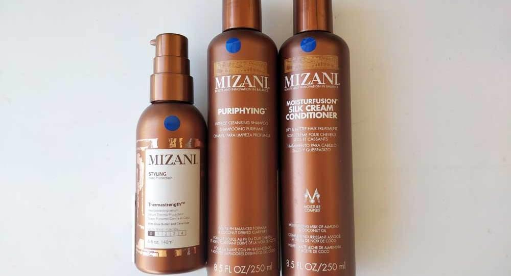 #Review Produtos de Cabelo Mizani