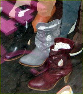 Snygga skor från New York