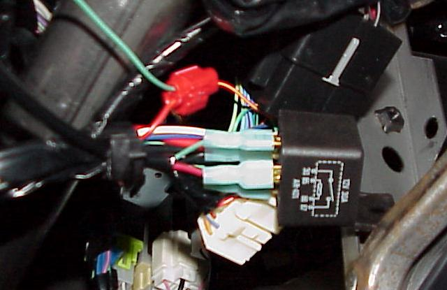 Key Switch Wiring Diagram With Everything Functioning Properly Secure The Relay So