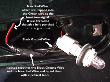 car battery wiring diagram many to relationship add turn signals side marker lights