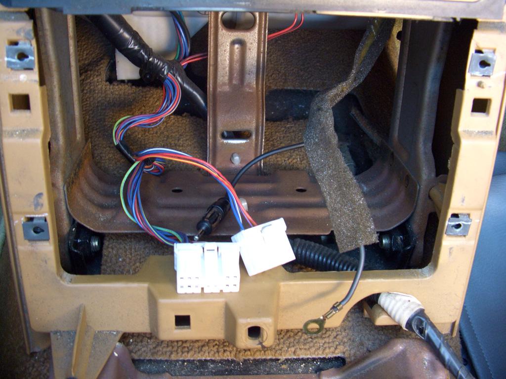 Miata Stereo Wiring Diagram