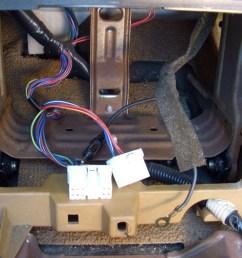 wiring harness adapter for na mx 5 miata forummazda miata radio wiring 4 [ 1024 x 768 Pixel ]