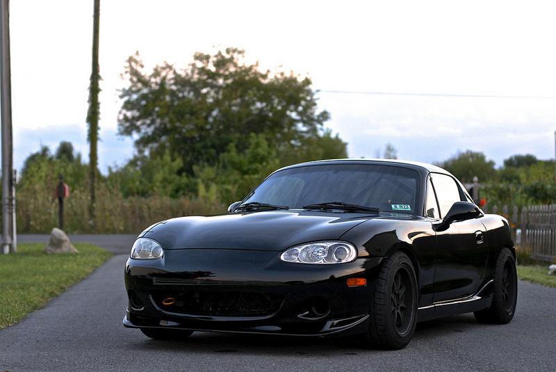 1999 Mazda Miata  8500  Miata Turbo Forum  Boost cars