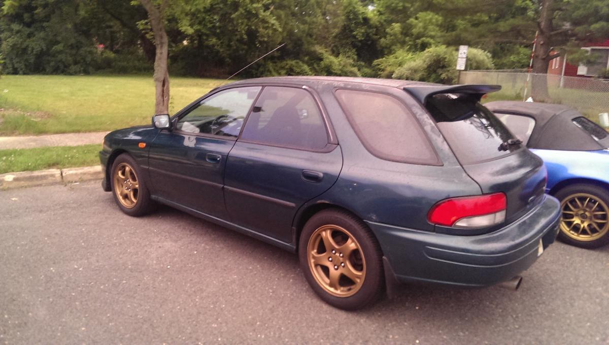 hight resolution of  1996 subaru impreza l wagon sti swapped 00 or trade ecb4 jpg