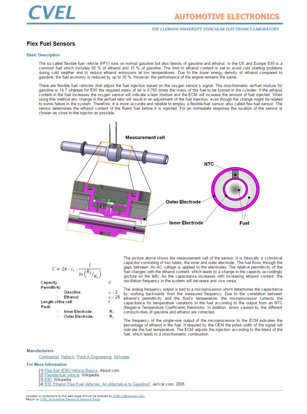 medium resolution of e85 continental flex fuel sensor info miata turbo forum boost gm flex fuel sensor wiring diagram