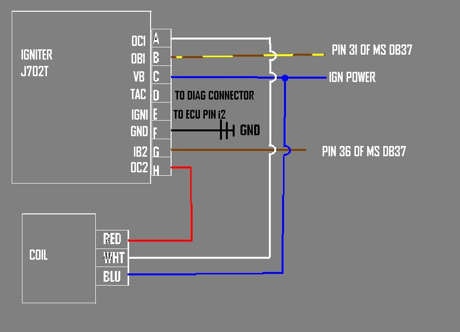 Miata Wiring Diagram Mazda Miata Wiring Diagram And Electrical