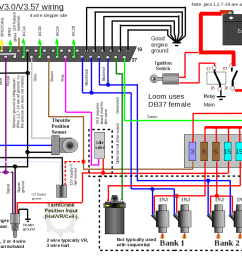 makes more sense now that i look at the diagram again looks like pin 2 is the outside bare wire in the shielded wire  [ 1064 x 747 Pixel ]