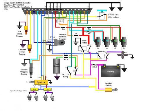 small resolution of 1991 miata wiring diagram wiring diagrams bib 1991 miata wiring diagram