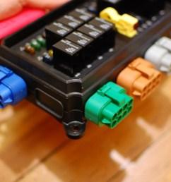 diy 13 relay fusebox with all terminals connectors etc dsc 5690 jpg  [ 1200 x 798 Pixel ]