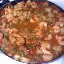 Herbs And Spices – Easy Creole Okra And Shrimp