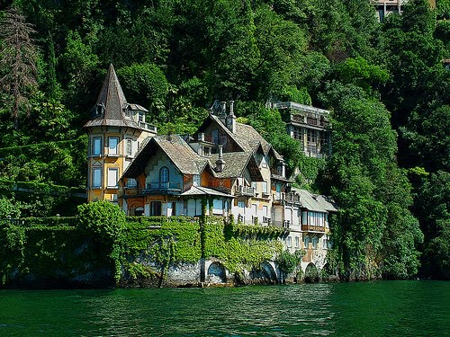 Seaside Home, Lago di Como, Italy